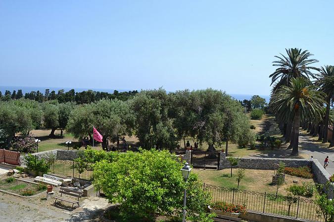 Giardino degli Ulivi