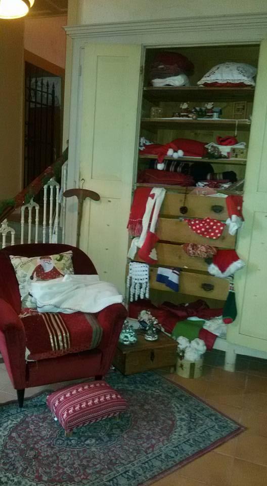 La Poltrona di Babbo Natale